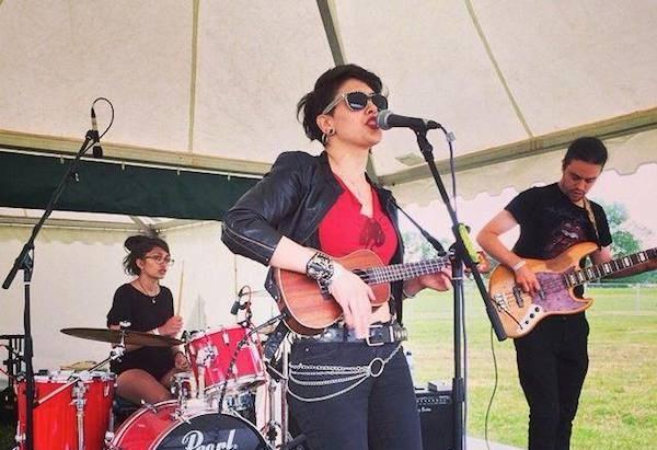 Millie Manders at Farm Fest